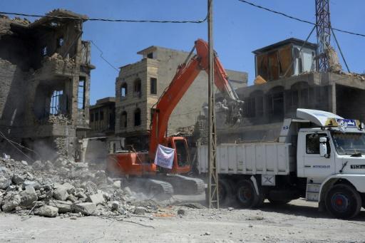 Irak: début d'une vaste campagne de déblaiement à Mossoul