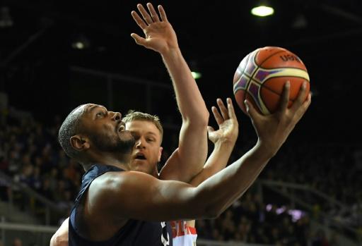 Les basketteurs français en Russie eux aussi