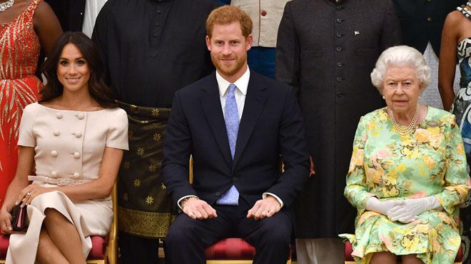 La reine Elizabeth II est souffrante • Rewmi.com - actualité au sénégal