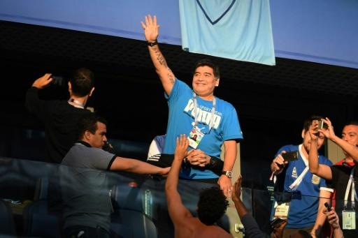 Mondial 2018: Lionel Messi décide de quitter seul le groupe de l'Argentine