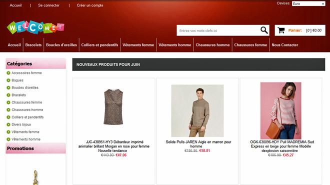 Attention arnaque: il y a (au moins) 800 fausses boutiques en ligne