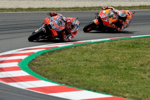 Moto: Lorenzo, Marquez et Rossi en favoris au GP des Pays-Bas