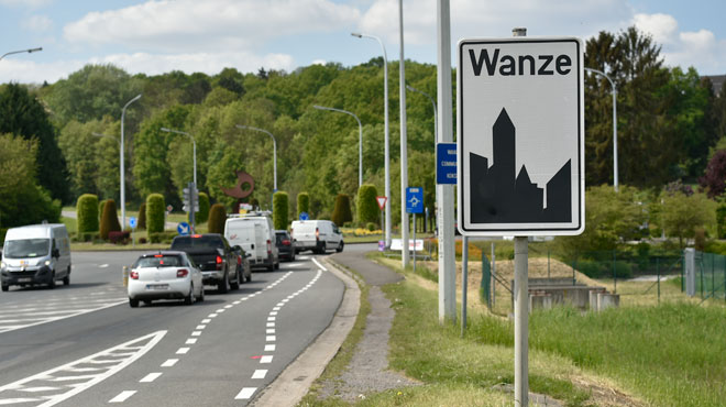 Wanze active son plan canicule à cause de la sécheresse