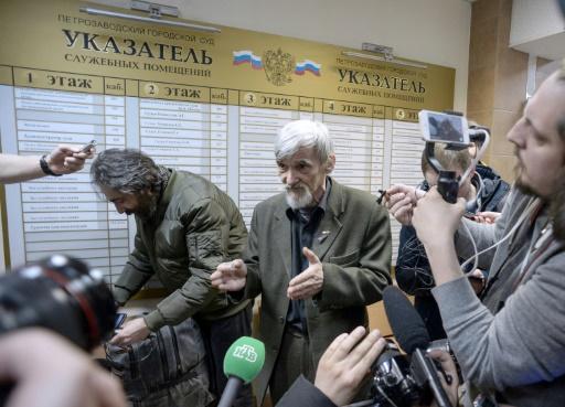 L'historien russe du Goulag Dmitriev de retour en prison, en plein Mondial