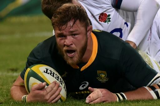 Rugby: le Sud-Africain de Toulon Vermeulen part au Japon