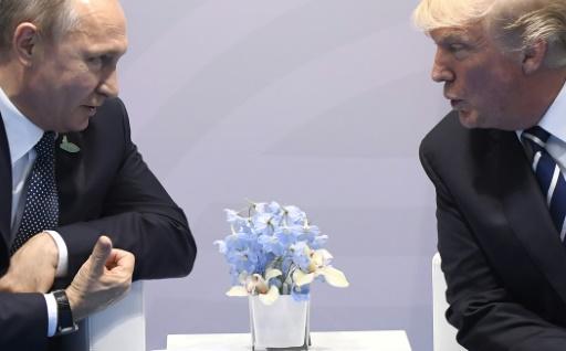 Poutine et Trump se rencontreront en juillet après un sommet de l'Otan sous tension
