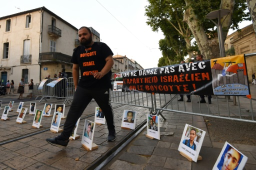 Montpellier: dispositif de sécurité massif autour du spectacle de la Batsheva