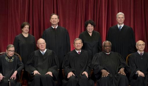 Le combat pour la Cour suprême déchire déjà le Sénat américain