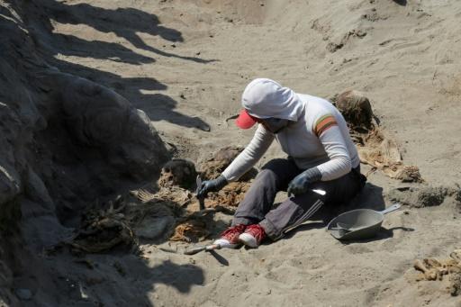 Pérou: un musée sur le plus grand sacrifice d'enfants de l'Histoire