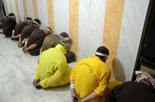 Irak: exécution de 12