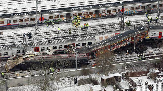 Le procès de la catastrophe de Buizingen ne se tiendra pas en français