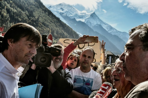 Pollution: la vallée de l'Arve interpelle 3 ministres sur l'