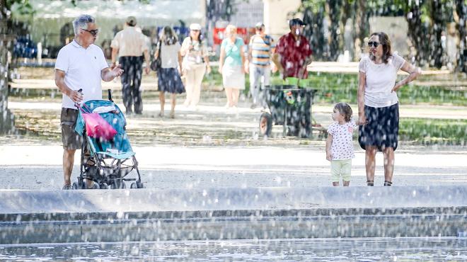 Le week-end va être très chaud: voici quelques conseils pour supporter les fortes températures