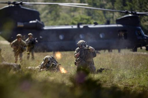 Washington étudie le départ des troupes américaines stationnées en Allemagne
