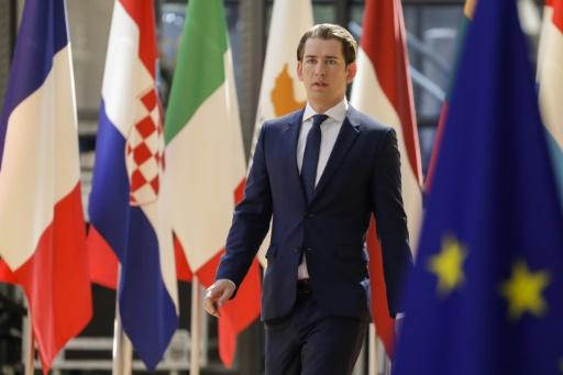 UE: les dossiers prioritaires de la présidence autrichienne