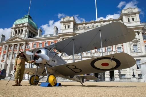 Le musée de la Royal Air Force fait peau neuve à l'occasion de son centenaire