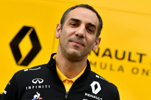 F1: Renault a