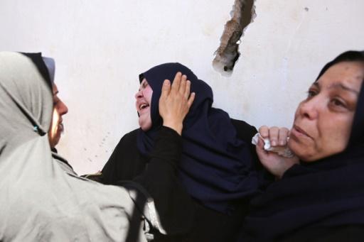 Gaza: funérailles d'un jeune garçon tué par l'armée israélienne