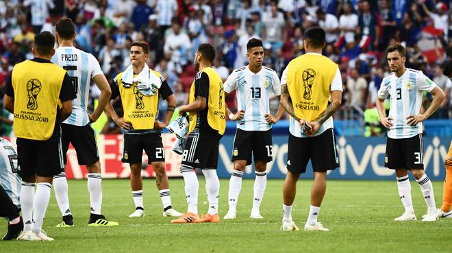 Messi, Agüero, Higuain, Mascherano: l'Argentine a gâché une belle génération
