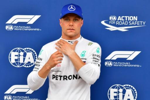 GP d'Autriche: Bottas vole la vedette à Hamilton, Grosjean espère ses premiers points