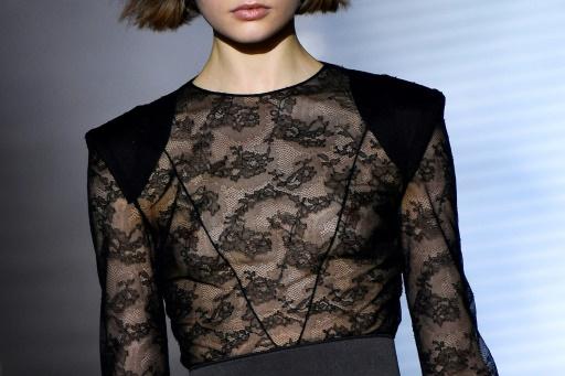 Haute couture: le bal des défilés parisiens débute avec Givenchy