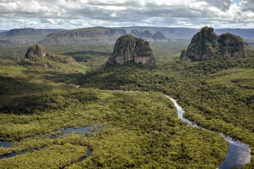 Colombie: le parc national de Chiribiquete au patrimoine de l'Unesco