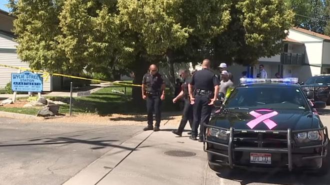 Un homme armé d'un couteau fait un carnage dans la fête d'anniversaire d'une enfant de 3 ans: un récidiviste qui voulait
