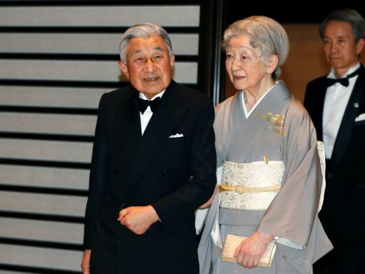 Japon: l'empereur Akihito souffre d'une anémie cérébrale, repos nécessaire
