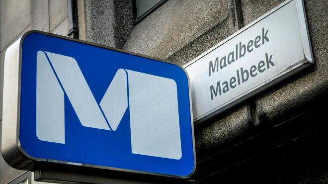 Colis suspect: la station de métro Maelbeek à Bruxelles évacuée