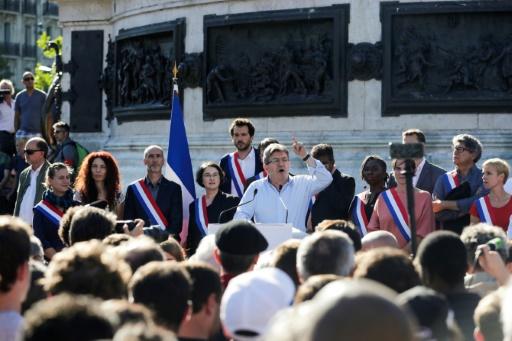 Macron au Congrès: les députés Insoumis boycotteront