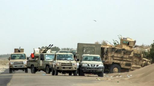 Yémen: les rebelles Houthis se retranchent à Hodeida