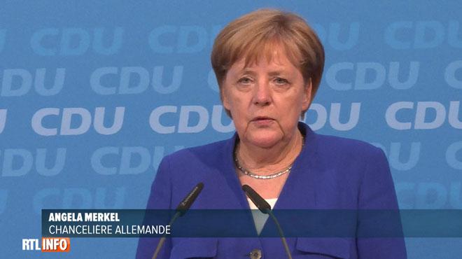 Angela Merkel accepte de clore sa politique d'accueil généreuse initiée en 2015 pour sauver in extremis son gouvernement