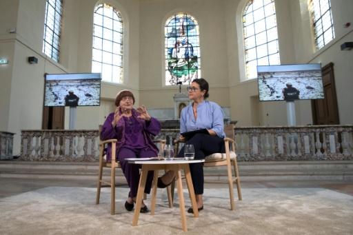 Pour Agnès Varda, le féminisme