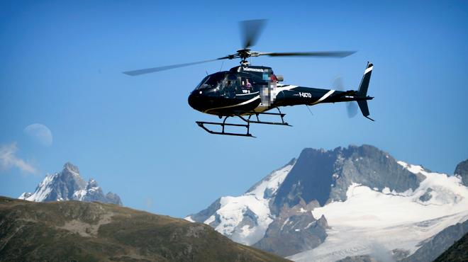 Un Belge et sa petite fille d'un an font une chute mortelle dans les Alpes