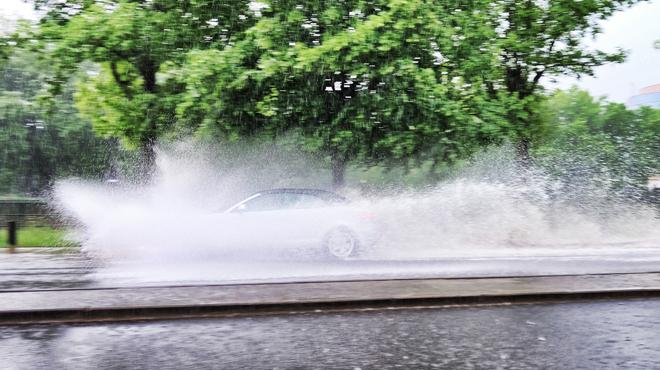 Des orages avec d'importantes précipitations redoutés sur l'ensemble du pays: