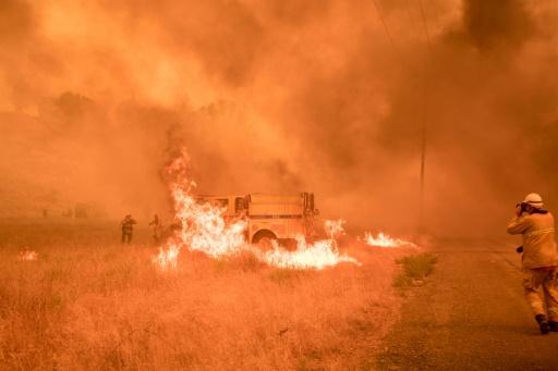 Californie: pas de répit sur le front des incendies