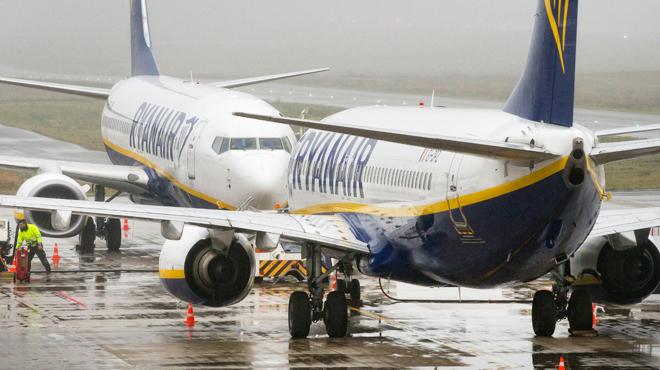 Des milliers de vacanciers pourraient avoir des problèmes: les pilotes Ryanair en grève la semaine prochaine