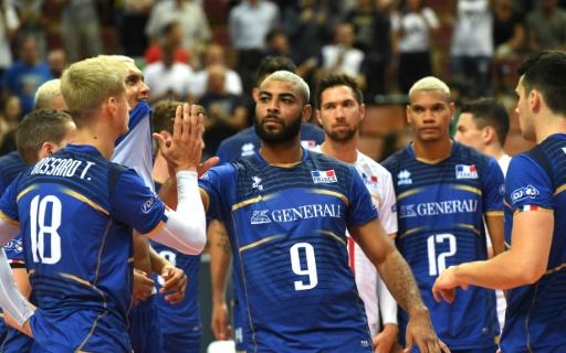 Volley: la France veut rester maîtresse en son royaume