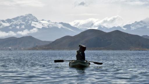 La Bolivie va construire un musée au fond du lac Titicaca