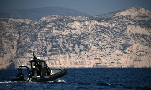 Procès emblématique contre des braconniers sous-marins du parc national des Calanques
