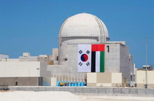 Emirats: nouveau report du démarrage du premier réacteur nucléaire civil