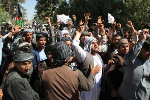 Afghanistan: troubles dans le nord après l'arrestation d'un chef de guerre