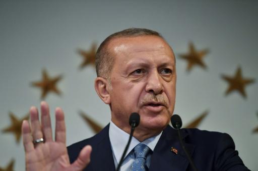 Turquie: La victoire d'Erdogan et son parti aux élections officialisée