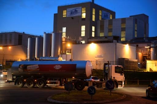 Lactalis: l'usine de Craon réautorisée à produire du lait infantile, Foodwatch