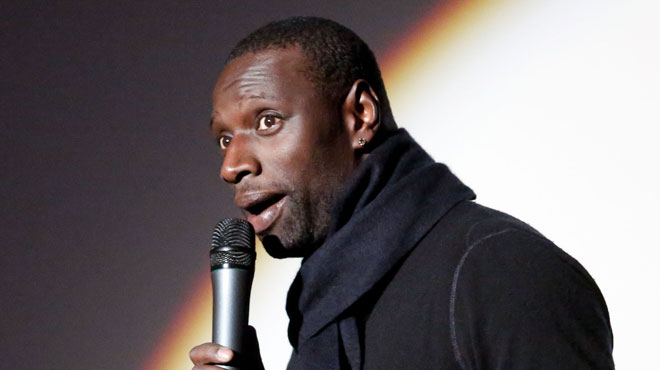 La SNCF dément son interpellation — Omar Sy