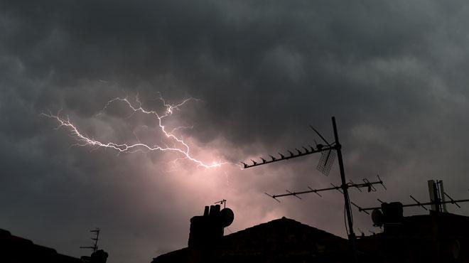 Prévisions météo: risque d'orages INTENSES en Ardenne et temps ensoleillé partout ailleurs