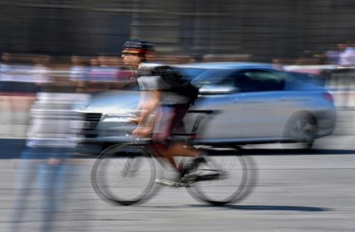 Les livreurs à vélo appelés à la grève la semaine prochaine