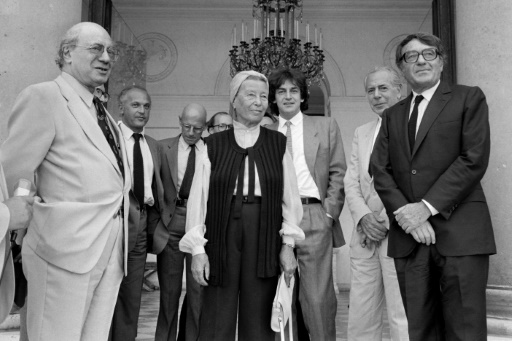 Claude Lanzmann et Simone de Beauvoir, une grande histoire d'amour