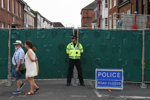 A Salisbury, les habitants inquiets de nouvelles possibles contaminations