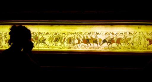 Tapisserie de Bayeux: Paris et Londres s'entendent sur un